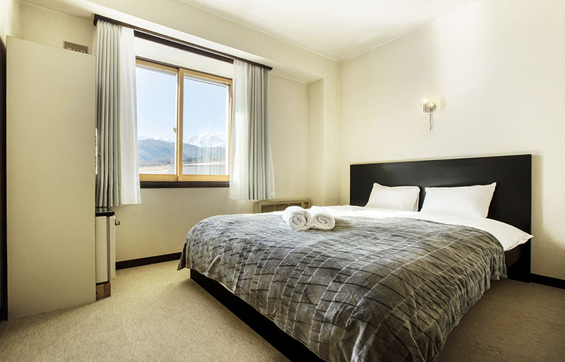 Private Double Room | UNPLAN Village Hakuba 1