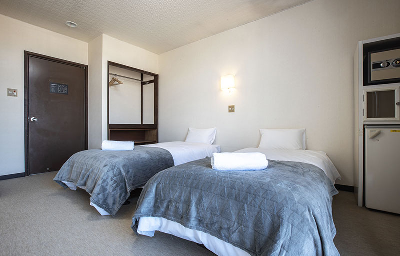 Private Single bed Room | UNPLAN Village Hakuba 1
