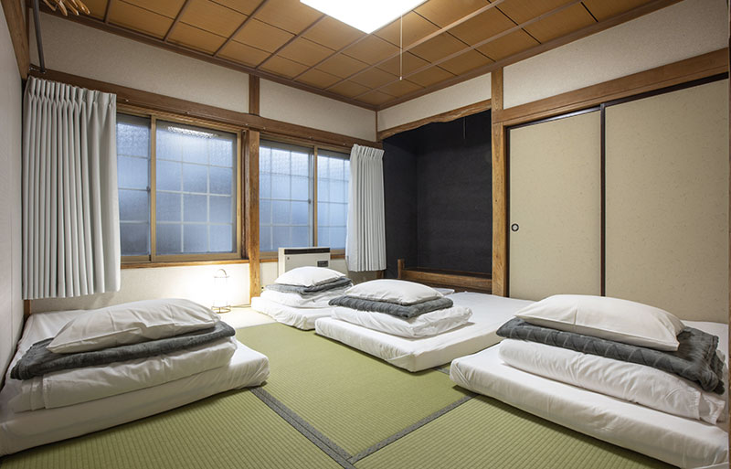 Tatami Family Room | UNPLAN Village Hakuba 2