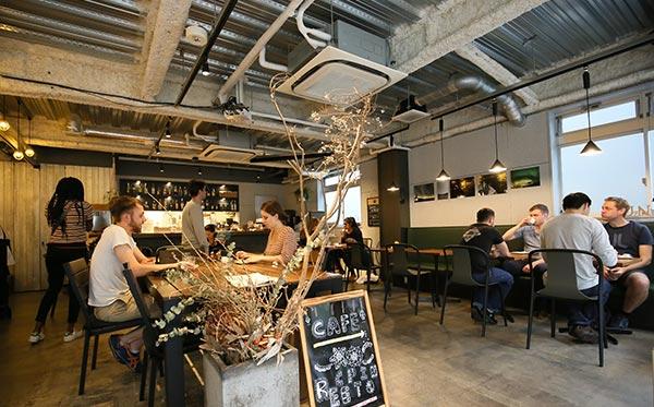UNPLAN Kagurazaka Cafe