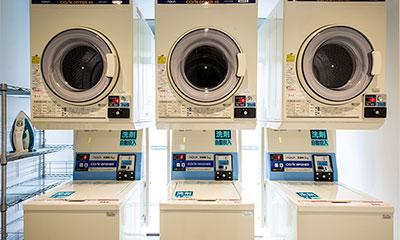 UNPLAN Shinjuku Laundry