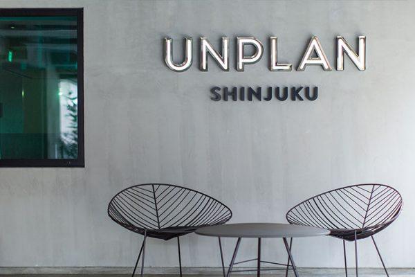 UNPLAN Shinjuku Access